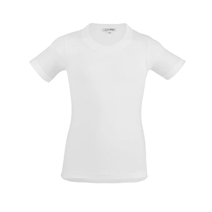 e328e72ada Liabel Pack 2 T-Shirts Bimbo Girocollo Manica Corta, Caldo Cotone: Amazon.it:  Abbigliamento