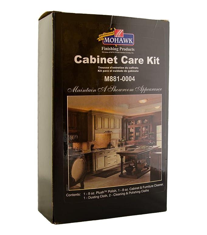 Amazon.com: Mohawk Finishing Products   Cabinet Care Kit (1 Kit): Home U0026  Kitchen