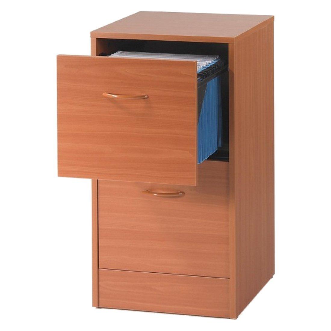 simmob classeur 2 tiroirs dossiers suspendus coloris htre amazonfr cuisine maison