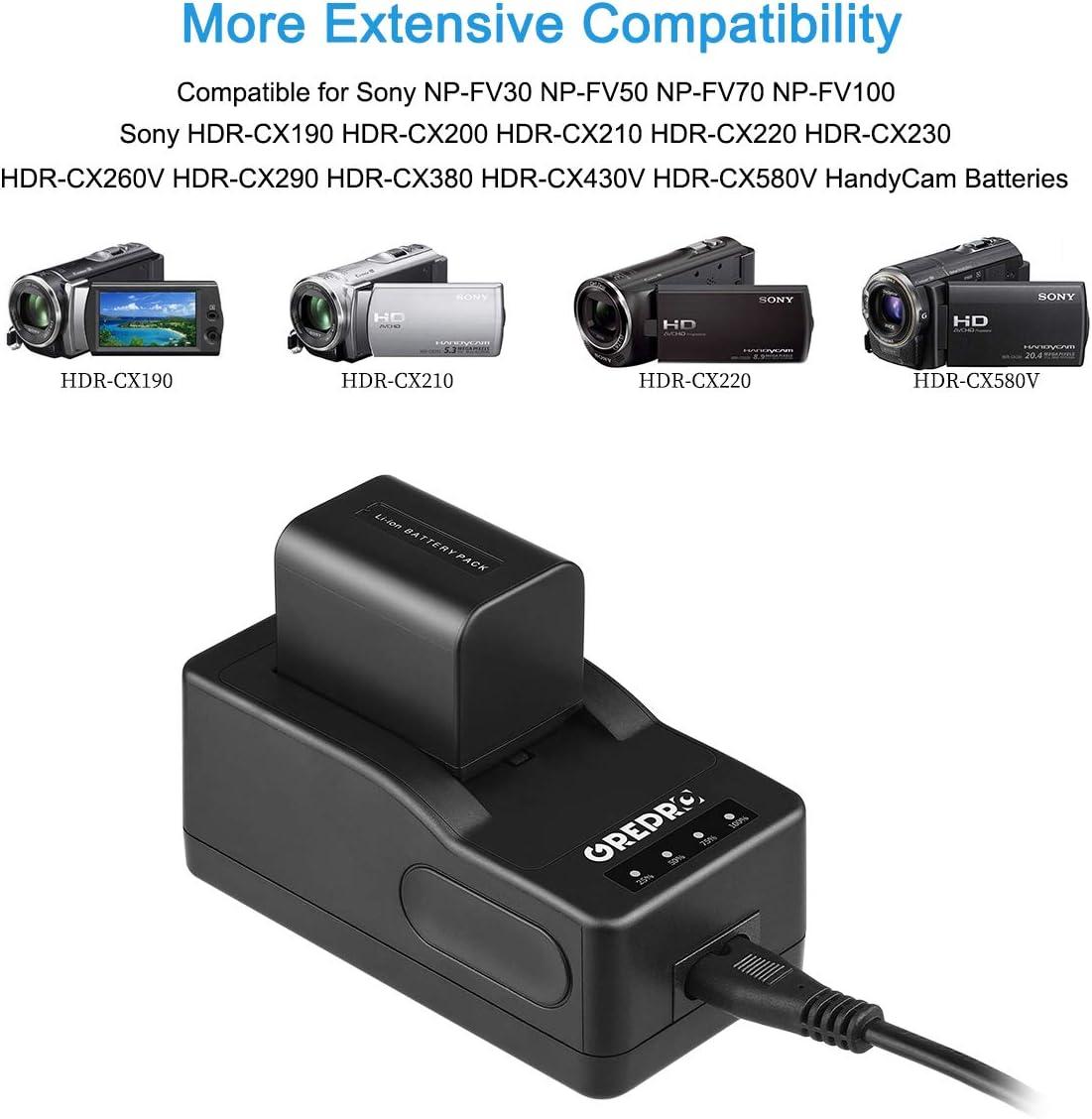 All Essential Starter Package for Sony HDR-PJ200 HDR-PJ260V