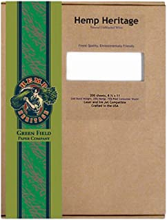 product image for Green Field Paper-Hemp Heritage® Mini Ream , 200 8.5x11 sheets