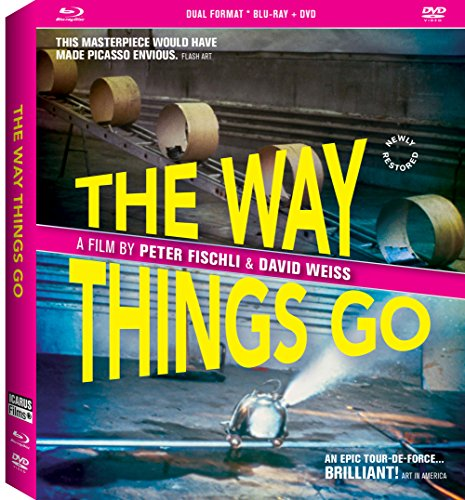 The Way Things Go [Blu-ray + DVD]
