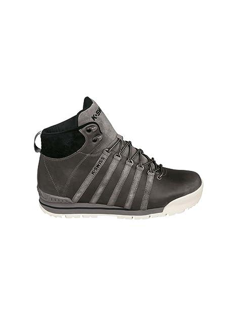 K-Swiss Classic Hiker High P - Botas, color Gris, talla 38: Amazon.es: Zapatos y complementos