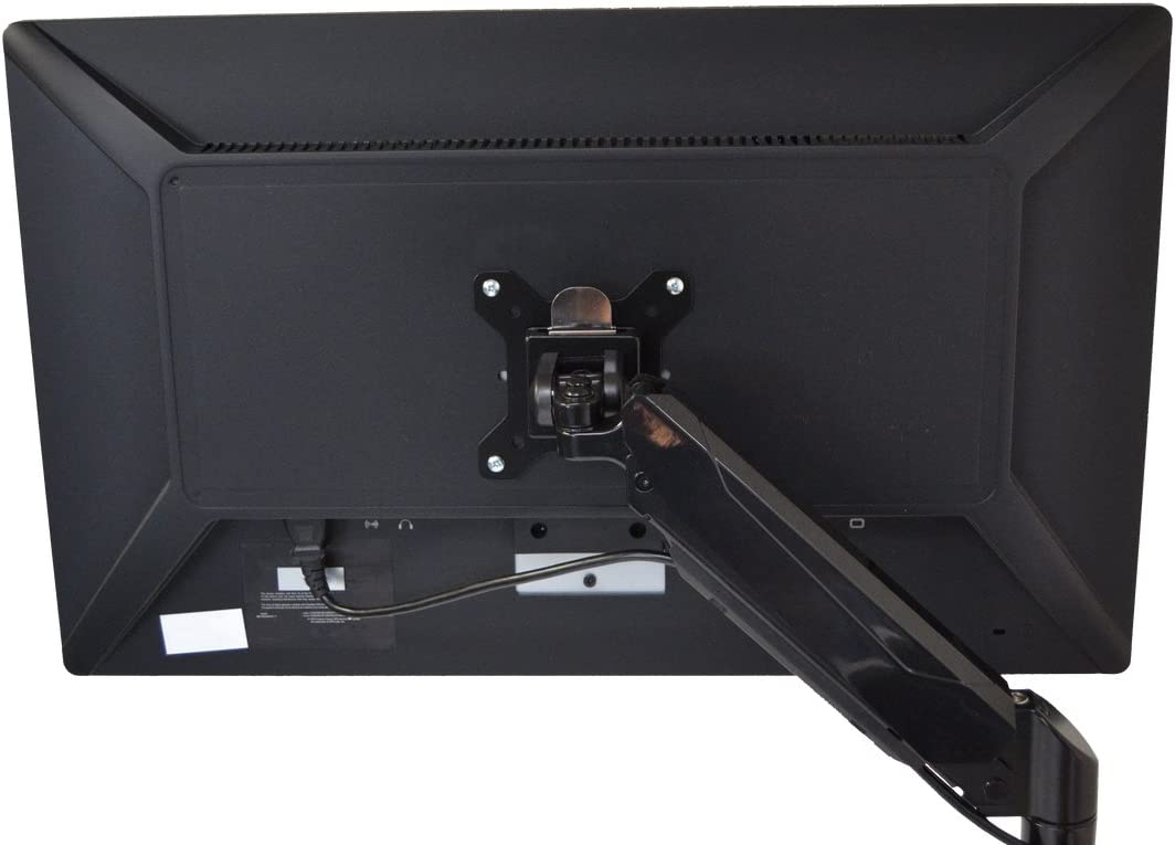 Ergo Elements Screen Monitor Mount, Premium Single Arm