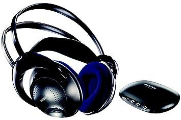 Philips HC200 - Auriculares de diadema inalámbricos (conexión por infrarrojos): Amazon.es: Electrónica