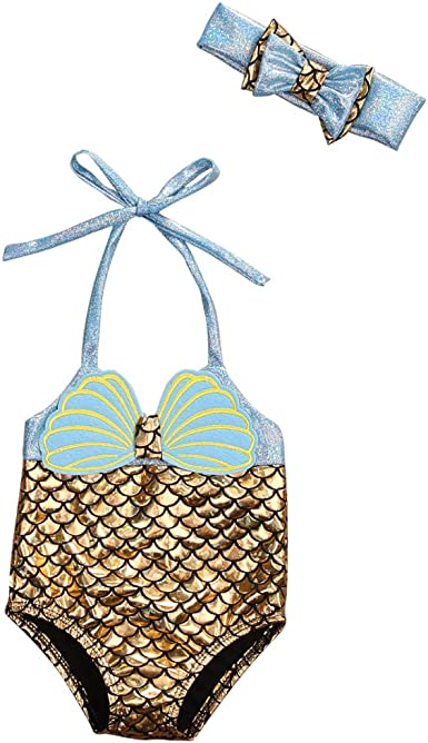 2Pcs Set Toddler Baby Girl Swimsuit Floral Leopard Ruffle Swimwear Bikini Tankini Sunsuit