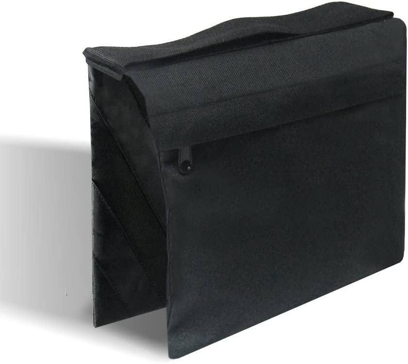 6-Pack Photographic Sand Bag Black and Gray Stripe Video and Photo Studio Equipment