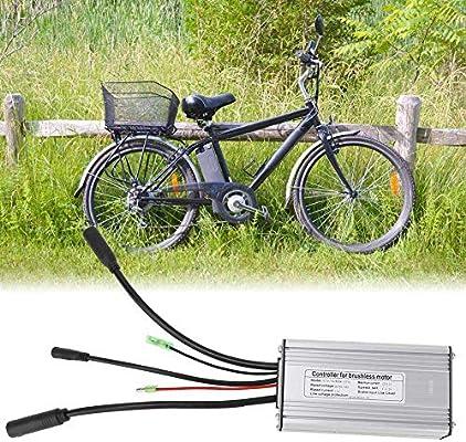 GXMZL Kit eléctrico de Bicicleta - Controlador de Kit eléctrico ...