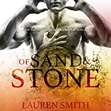 Of Sand and Stone Audiobook by Lauren Smith Narrated by Carolyn Morris