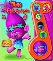 DreamWorks Trolls Little Music Note (Play-a-Song) Phoenix International Publications 9781503712423