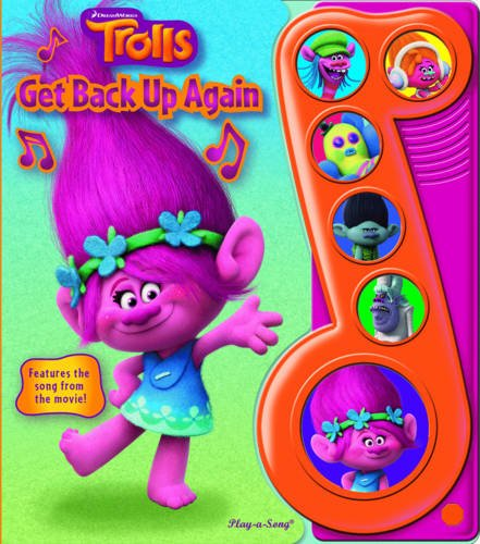 Trolls Little Music Note