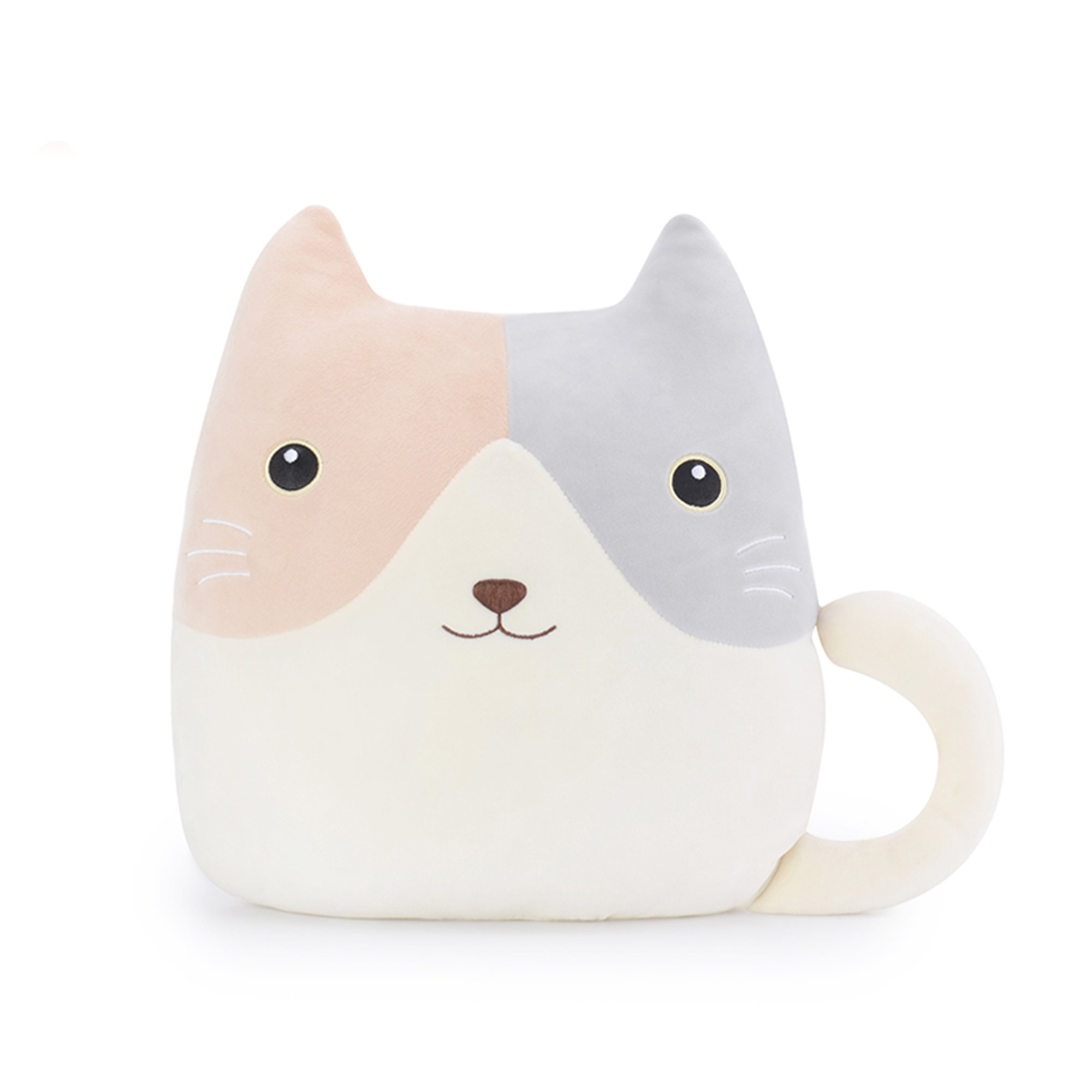 Me Too Super Soft Plush Cat Pillows Stuffed Hugging Toys Fashion for Kids Children 16''