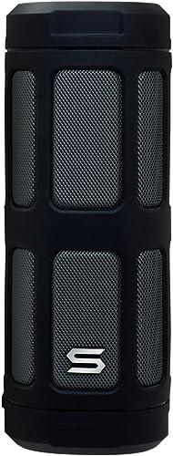Soul WAVEPOWER Speaker Weatherproof Wireless Speaker Outdoor Portable Speaker with Power Bank