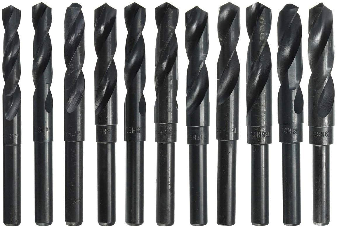 Reduced Shank Hss Twist Drill Bit Select From 13.5Mm To 19Mm Color : 15.5mm