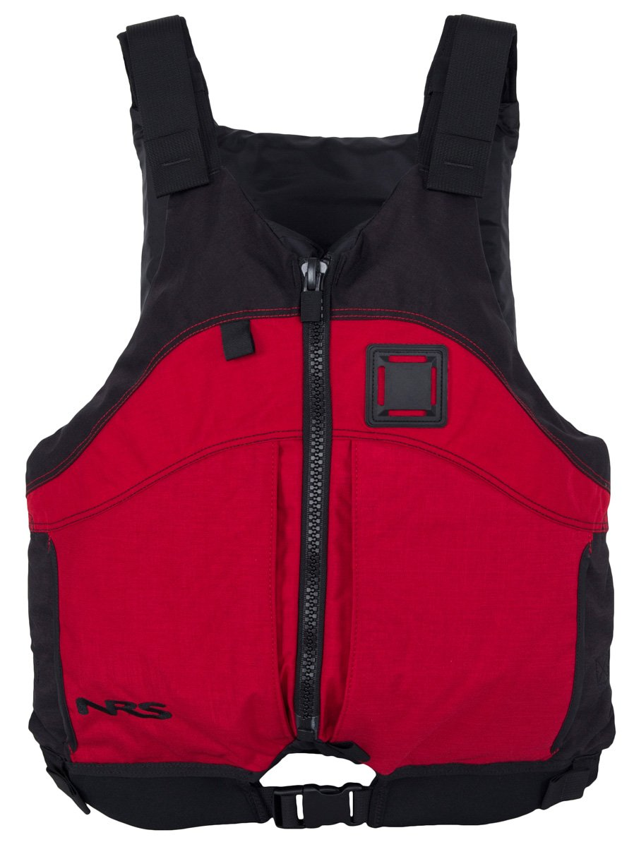 NRS Big Water Guide PFD Red XS/M