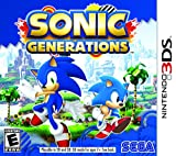 Image of Sonic Generations - Nintendo 3DS