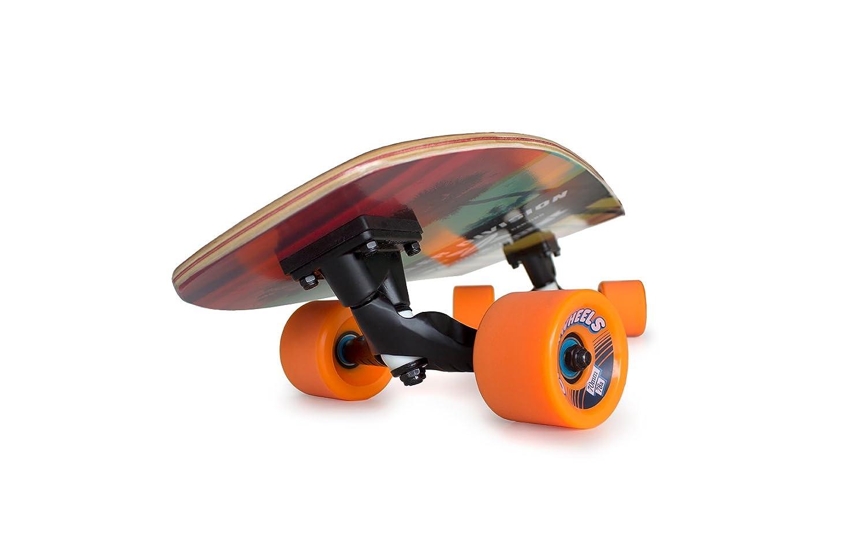 SURFSKATE modelo KIRRA  de Miller Division Surfea el asfalto!