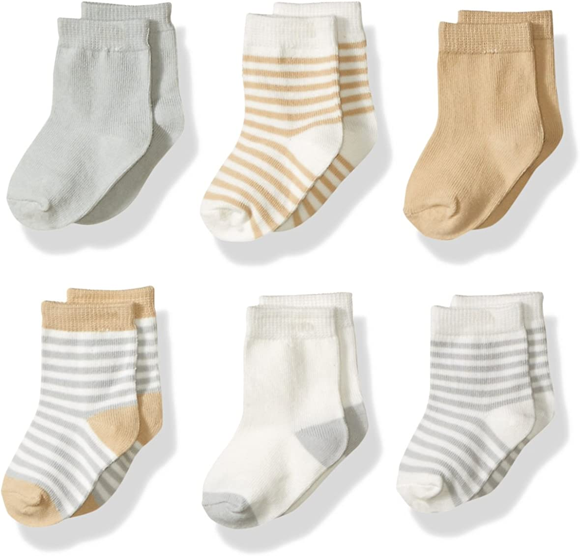 Touched by Nature Baby Organic Cotton Socks