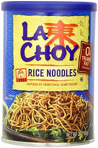 La Choy Asian Style Crunchy Noodles, 3 Ounce, 12 Pack