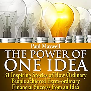 The Power of One Idea | Livre audio