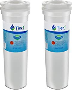 Tier1 Replacement for Fisher & Paykel 836848, 836860 Refrigerator Water Filter 2 Pack