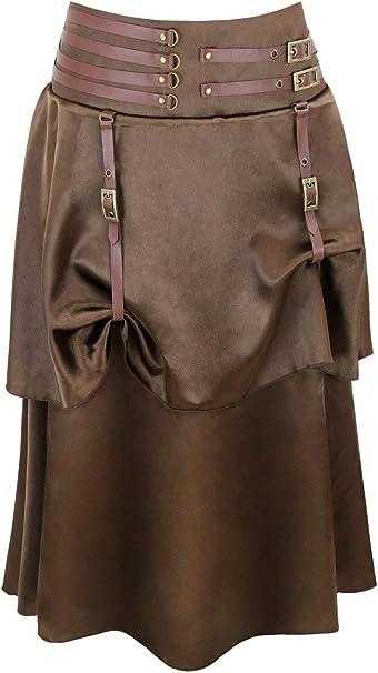 BoBo-88 Faldas De Mujer Vintage Goth Steampunk Gypsy Hippie ...