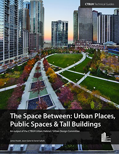 The Space Between: Urban Places, Public Spaces & Tall Buildings