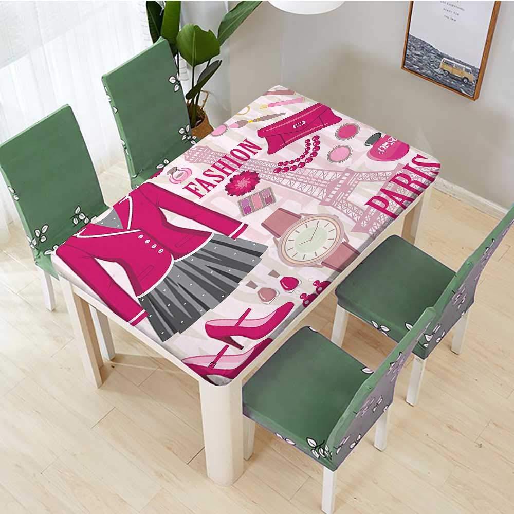 Elasticized Table Cover Rectangle 108 2 2 Gm Fitness De