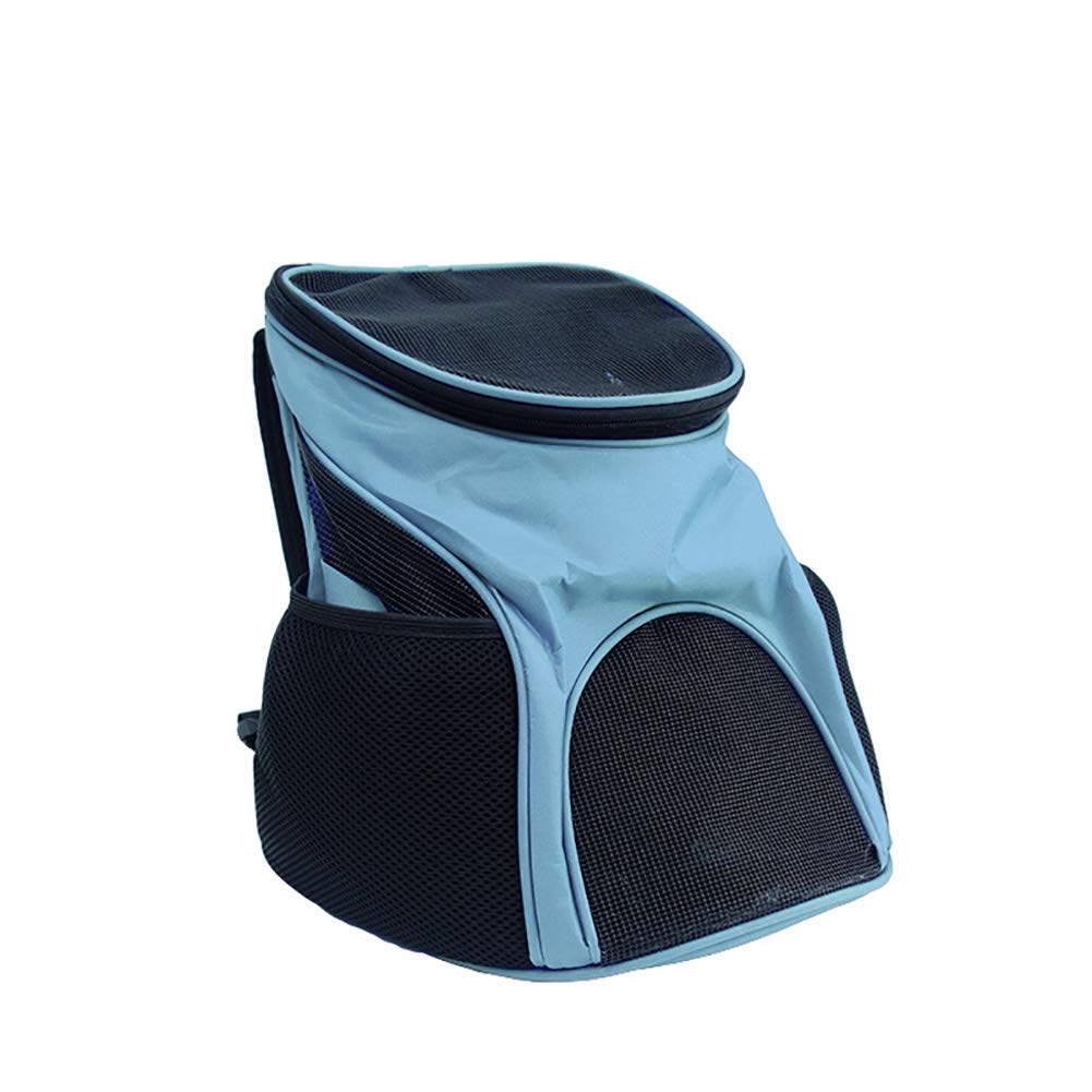 D L D L ZRG Dog Cat Treat Training Pouch – Easily Carries Pet Toys, Kibble, Treats – Built-in Poop Bag Dispenser Breathable, Waterproof– 3 Ways to Wear (color   D, Size   L)