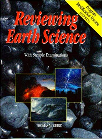 Reviewing Earth Science With Sample Examinations R518P