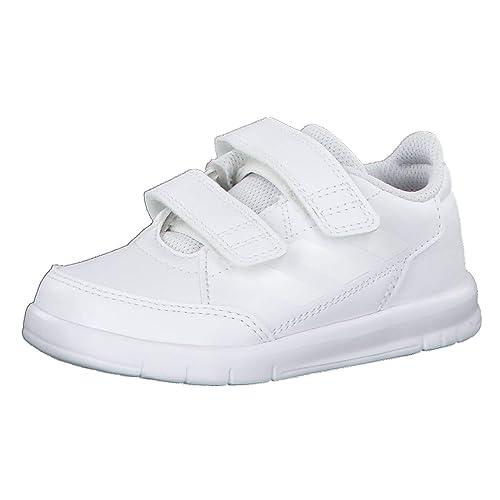 best service f36ce 53329 adidas Altasport CF I, Pantofole Unisex-Bimbi, Bianco FtwblaGridos 000, 22  EU Amazon.it Scarpe e borse