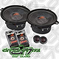 Crescendo Audio Symphony 5.25 Inch Component System 100W RMS