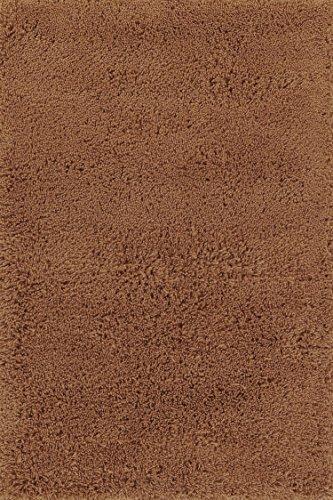 Momeni Rugs CSHAGCS-10RST3050 Comfort Shag Collection, High Pile Area Rug, 3' x 5', Rust
