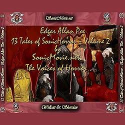 13 Tales of Sonic Horror by Edgar Allan Poe, Volume 2
