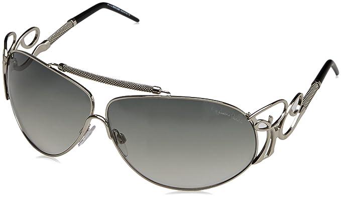 Roberto Cavalli RC850S Gafas de Sol, Silver Grey, 70 para ...