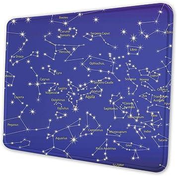 Alfombrilla de ratón de Juego Astronomía Ciencia Nombres de ...