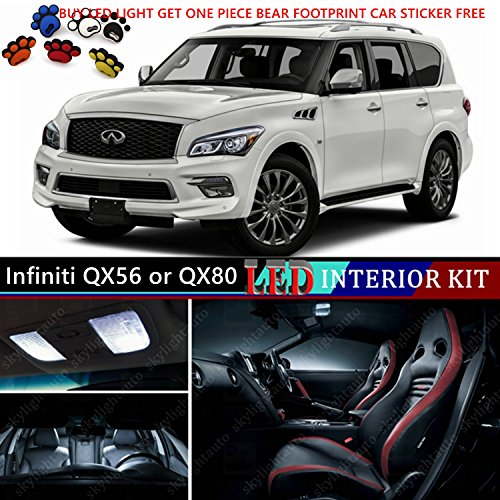 16pcs-led-premium-xenon-white-light-interior-package-deal-for-infiniti-qx56-or-qx80-2011-2015