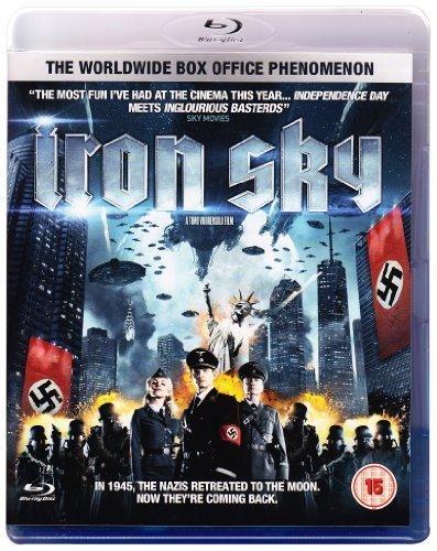 Iron Sky (Blu-ray + Digital Copy) by Ais by Timo Vuorensola