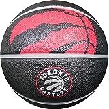 fan products of NBA Toronto Raptors Spaldingteam Logo, Black, 29.5