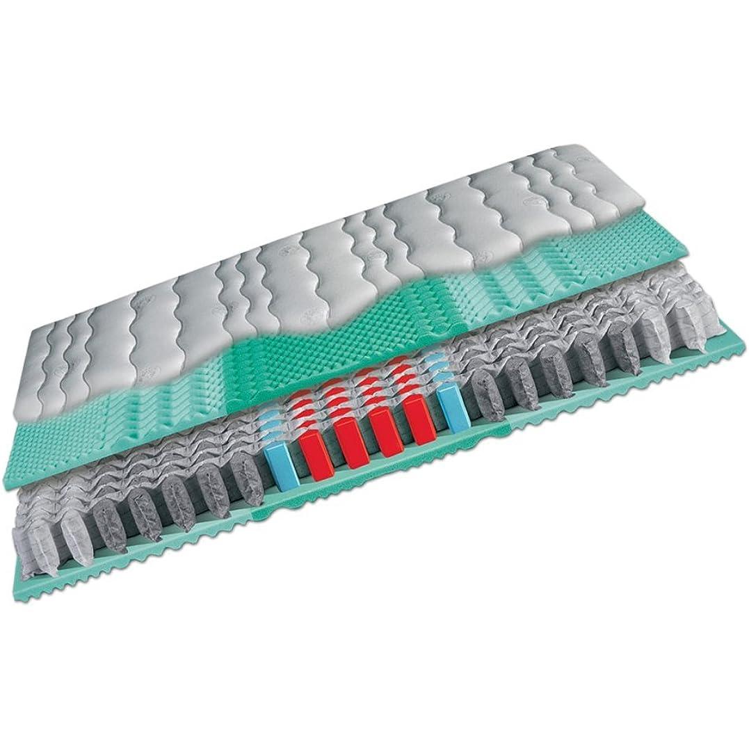 Beim Kauf einer neuen Taschenfederkernmatratze sollte in erster Linie auf die Höhe und auf den Härtegrad geachtet werden.