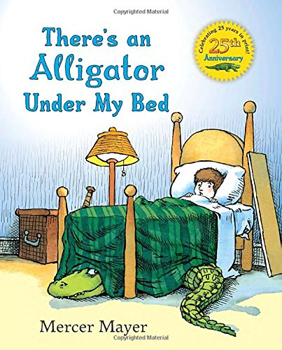 There's an Alligator under My Bed - Bennett Alligator