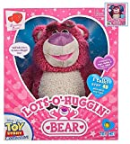 Disney Toy Story Collection: Lots-o'-Huggin' Bear Plush by Thinkway Toys -- 13''