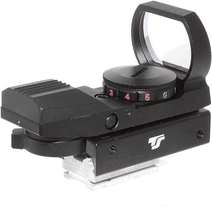 TS-optics buscador de punto rojo Deluxe para cámaras réflex ...