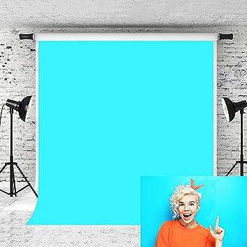 Vinyl or Poly 7ft x 5ft  Blue Stripe Backdrop for Photos Boys Photography Backdrop Item 1552
