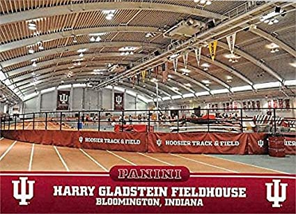 Harry Gladstein Fieldhouse Track & Field card (Indiana ...
