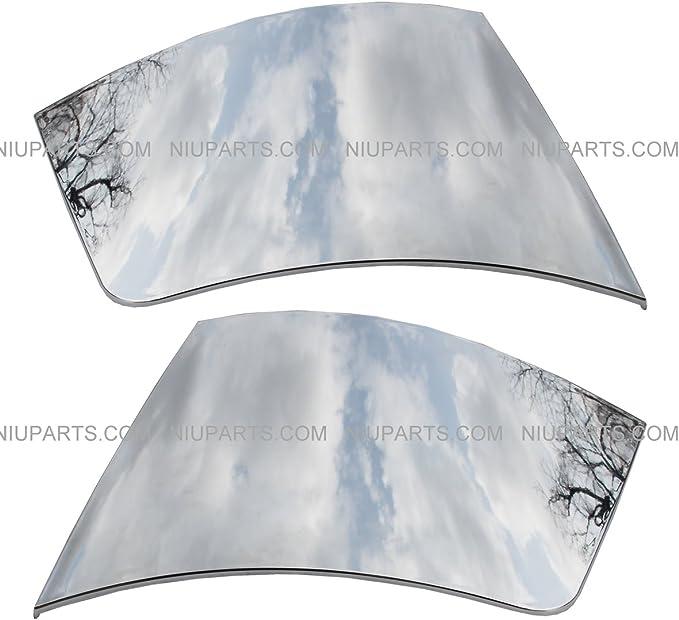 Chrome Bumper Center Cover Trim For 2004-2015 Volvo VNL 300 430 630 670 730 780