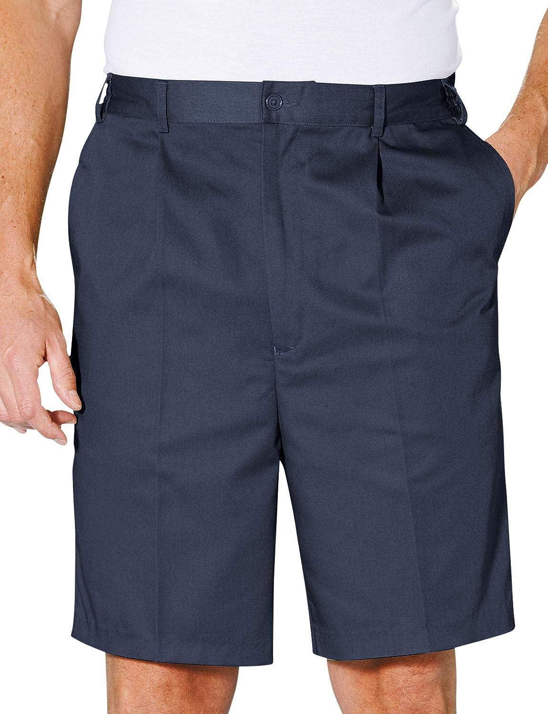 a91cc60d Mens Teflon Coated High Rise Shorts: Amazon.co.uk: Clothing