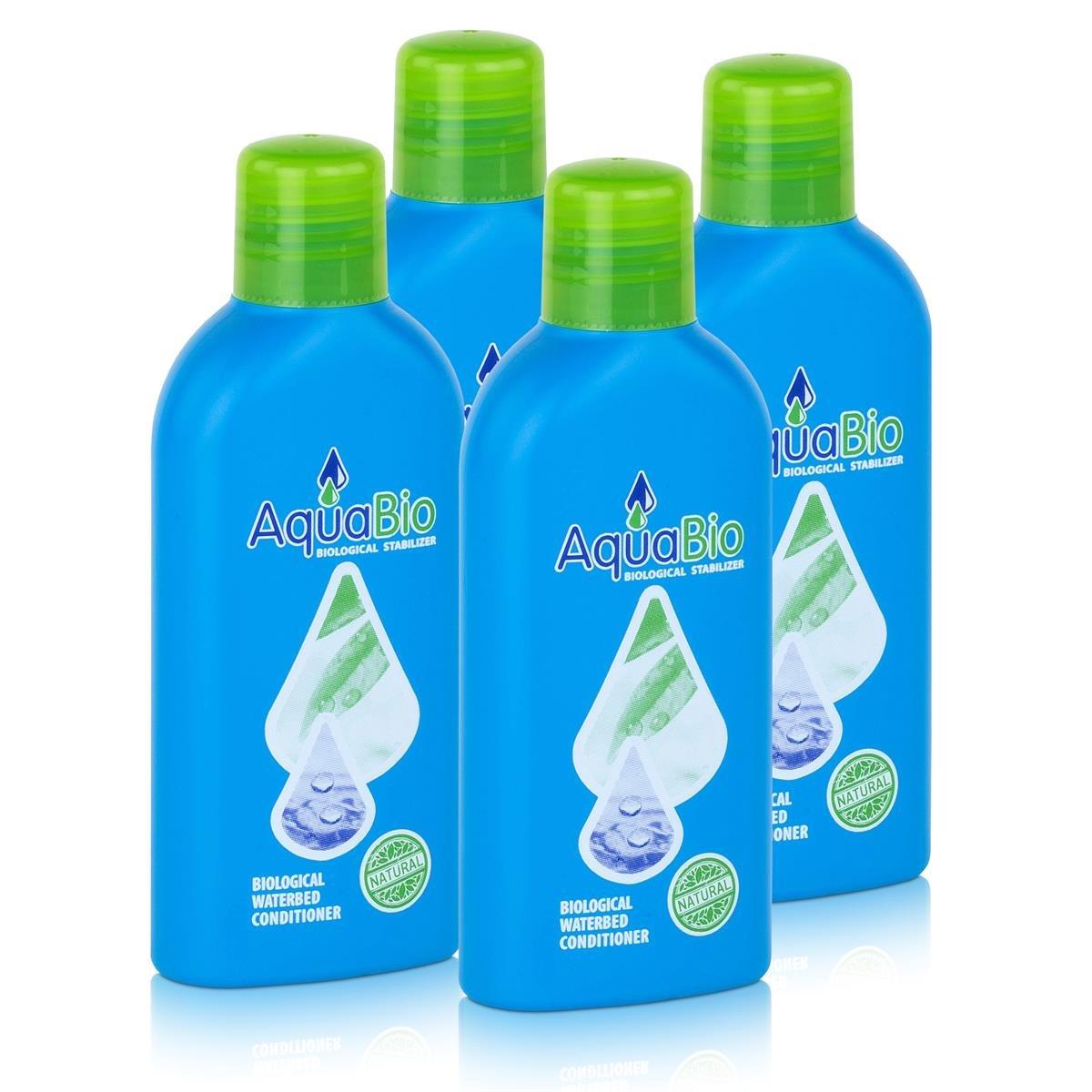 Liebenswert Wasserbettbedarf Beste Wahl 4x Aquabio Water Bed Conditioner - Concentrate