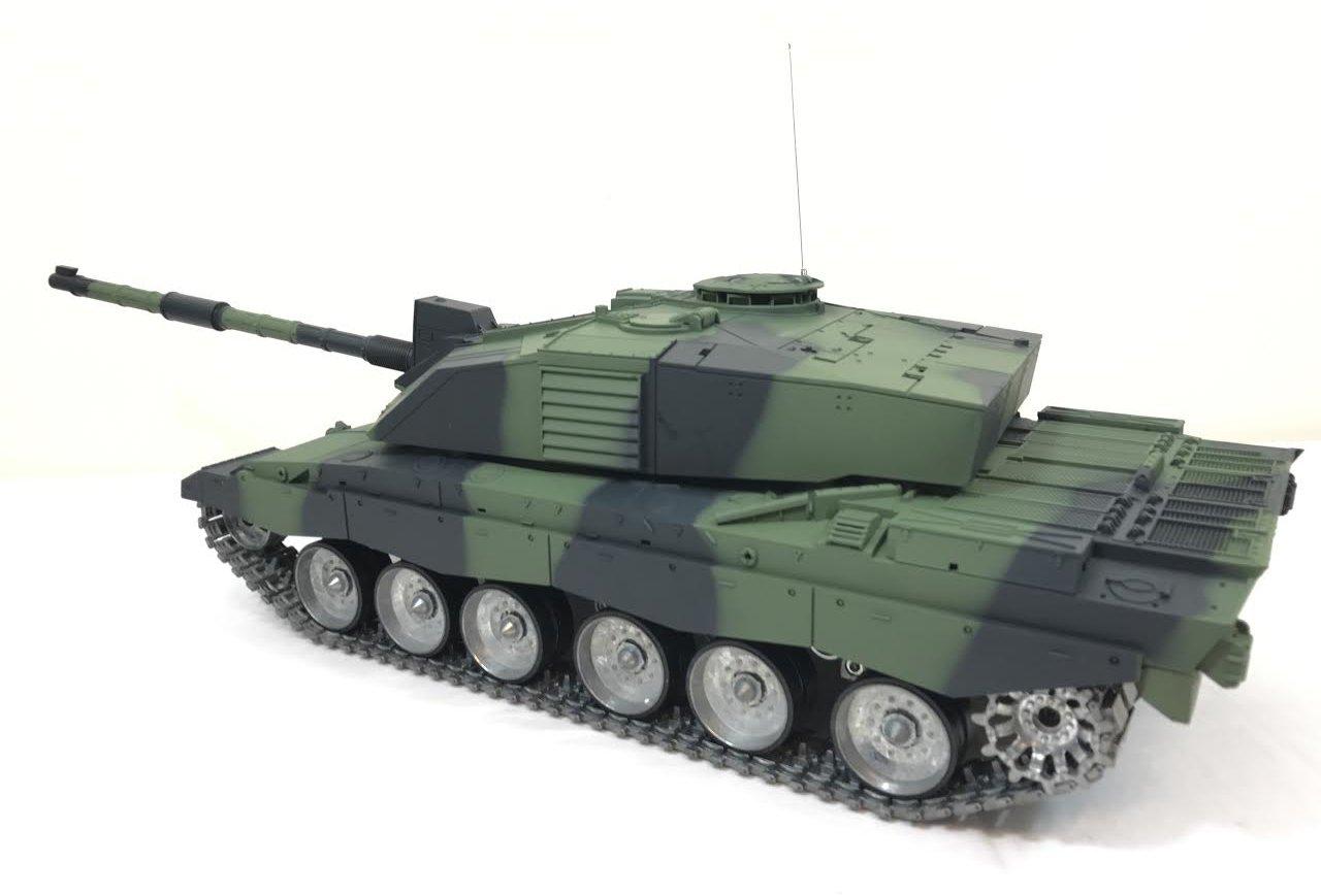 87ff368c6395 ... Big Boyz® T90 · Radio remote controlled rc tank Heng Long Challenger 2  British 1 16 2.4G MBT