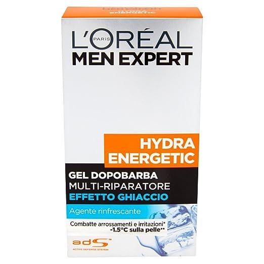 2 opinioni per L'Oréal Paris Men Expert Hydra Energetic- Gel dopo-barba- 100 ml